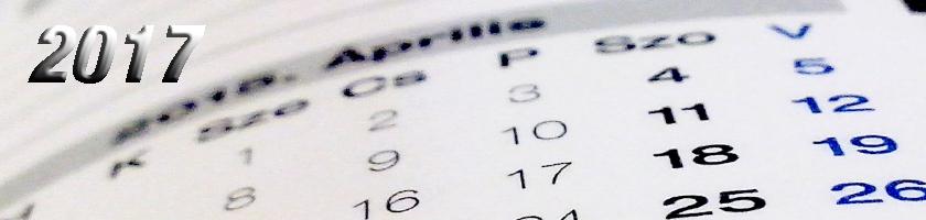 Kalender Veranstaltungen