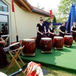 Trommlerinnen des Kuroi-Tora-Dojo